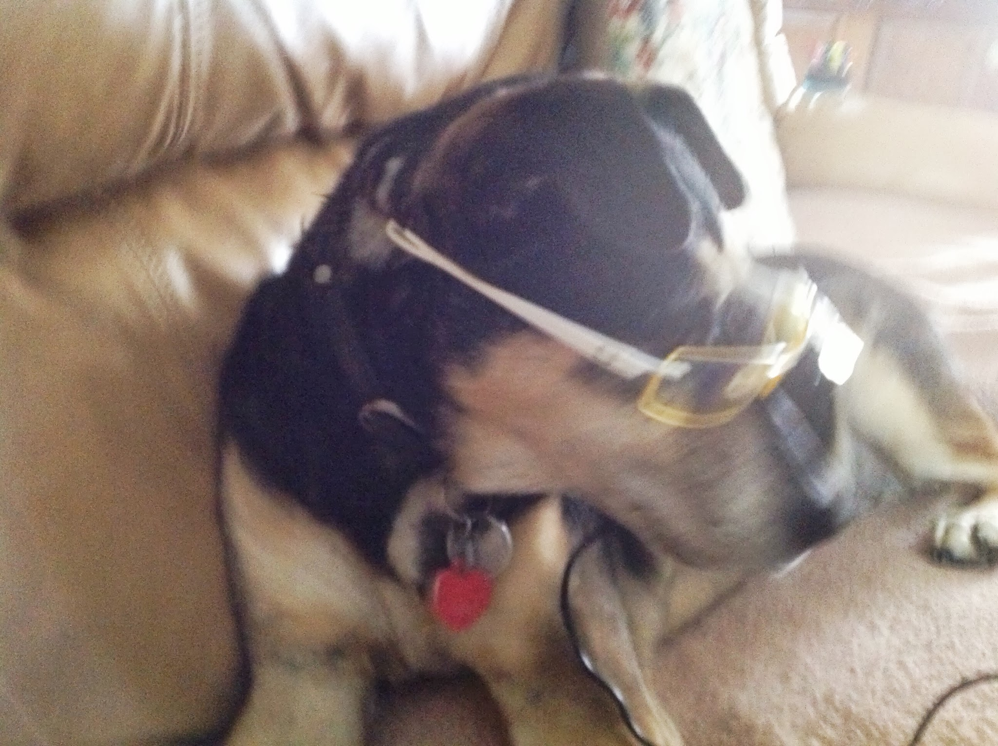 I got tired of waiting for Google Glass…